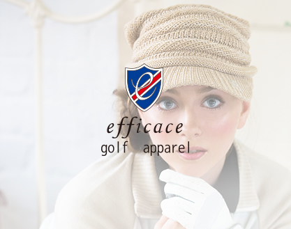 efficace golf apparel